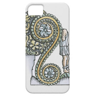 Keystone decoration from ancient Roman Arch of Case For The iPhone 5