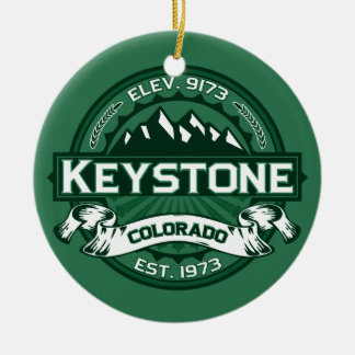 Keystone Forest Christmas Ornament