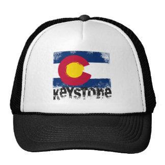 Keystone Grunge Flag Cap