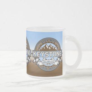 Keystone Logo Chocolate Mint Mug