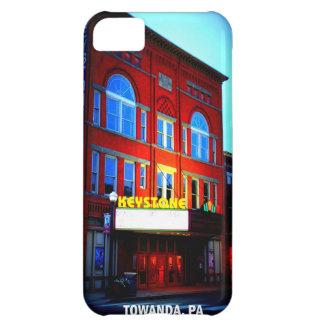 KEYSTONE THEATRE - TOWANDA, PENNSYLVANIA iPhone 5C CASE