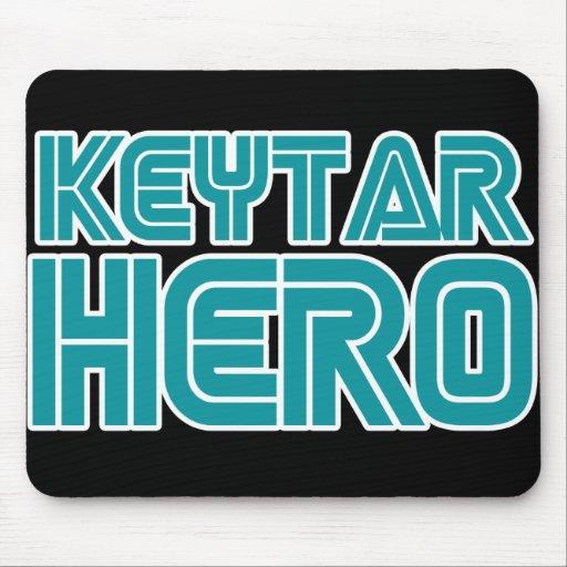 Keytar Hero Gamer wackiest best seller Mousepad