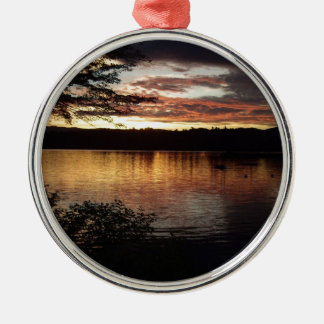 Kezar Lake - Maine Christmas Ornament