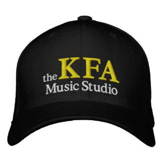 KFA Music Studio Cap Embroidered Baseball Caps