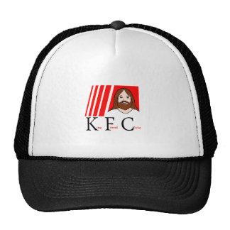 KFC - King Friend Christ (Updated design) Mesh Hats