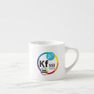 KFSSI Official Workshop Logo Espresso Cup