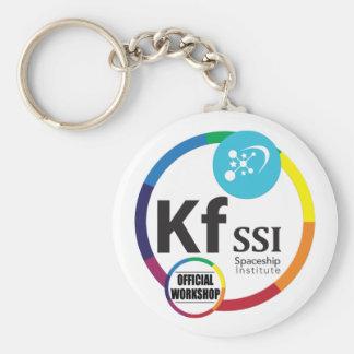 KFSSI Official Workshop Logo Keychain