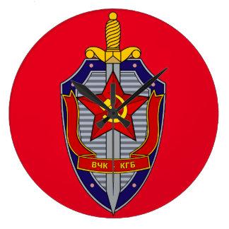 KGB WALLCLOCK