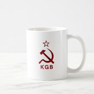 KGB Grunge Coffee Mug