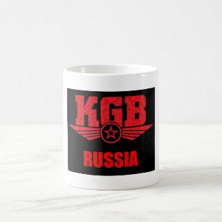 KGB RUSSIA MUG