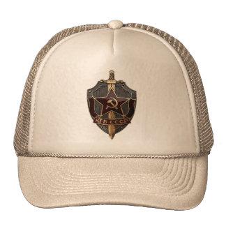KGB Shield Hat