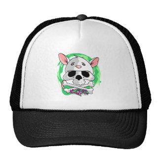KGurl Mouser Skull Beanie Trucker Hat