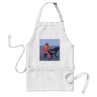 Khah Anime Art Gallery Character Aprons