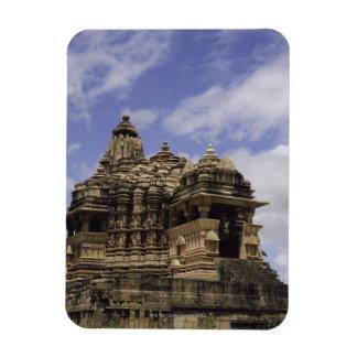 Khajuraho Temple, Madhya Pradesh, India Rectangular Photo Magnet