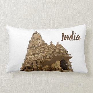 Khajuraho Temple Pillow
