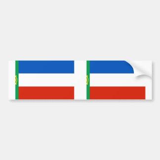 Khakassia, Russia Bumper Stickers