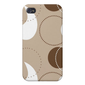 Khaki Paisley iPhone Case Cases For iPhone 4