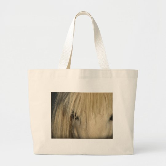 Khalif at sunset large tote bag