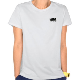 Khan s Gym MMA girls shirt