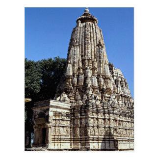 Khandariya Temple Khajuraho Madhya Pradesh Indi Post Cards