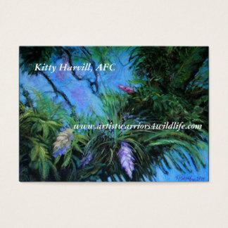 KHarvill ART Business Cards