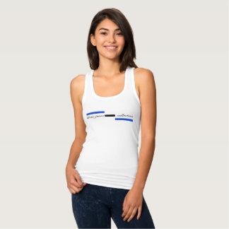 Khazi Jeans Collections Vest Tank Top