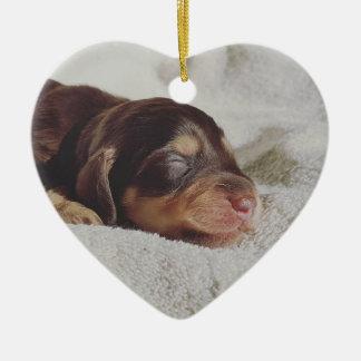 Khloe Newborn Keepsake Ceramic Heart Decoration