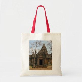 Khmer Castle ... Buriram, Isaan, Thailand Tote Bag