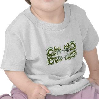 Khokhloma Exotique Shirts