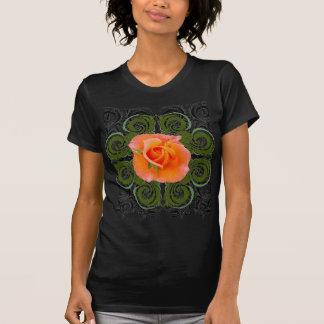 Khokhloma Exotique T Shirt