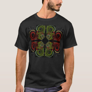 Khokhloma Exotique T-Shirt