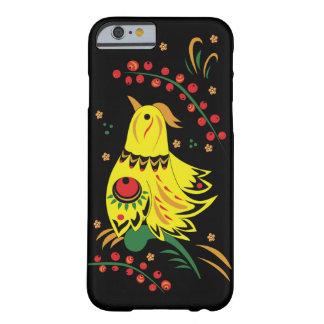 Khokhloma Golden Rooster IPhone Case