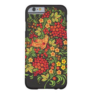 khokhloma iPhone 6 case Barely There iPhone 6 Case