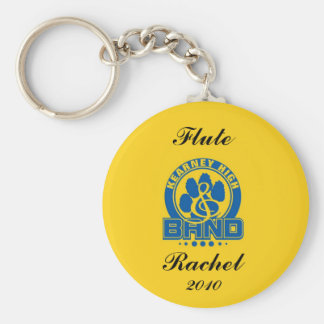 KHS Band Key Chain with name