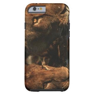 Khwai River, Moremi Wildlife Reserve, Botswana Tough iPhone 6 Case