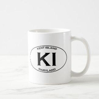 KI - Kent Island Maryland Coffee Mug