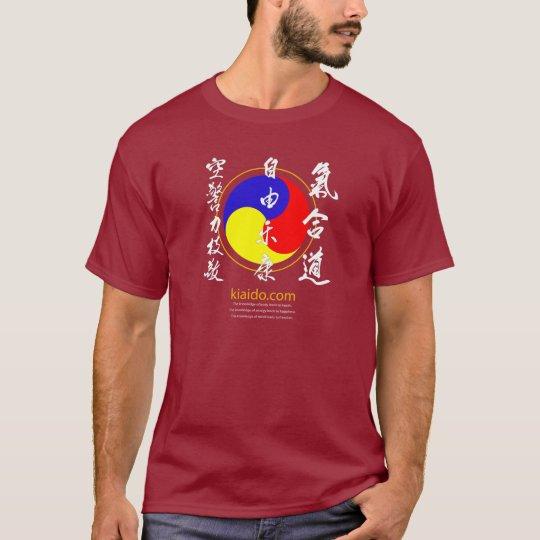 kiaido basic t-shirt