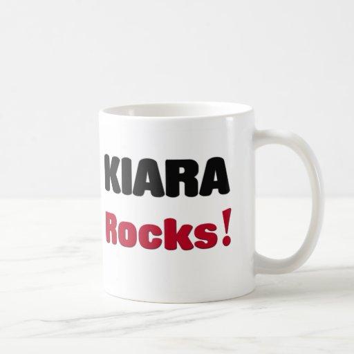 Kiara Rocks Mugs