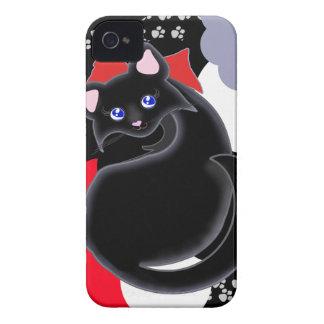 Kiara Toon Kitty Curves Case-Mate Case iPhone 4 Case-Mate Case