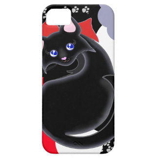 Kiara Toon Kitty Curves Case-Mate Case iPhone 5 Case