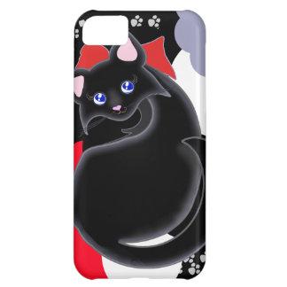 Kiara Toon Kitty Curves Case-Mate Case iPhone 5C Case
