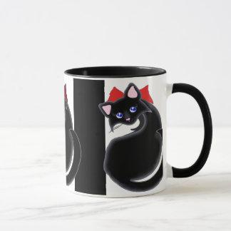 Kiara Toon Kitty Vamp Mug