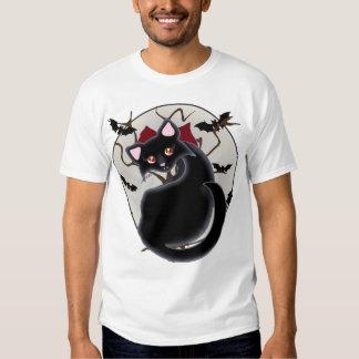 Kiara Toon Kitty Vampire Shirt