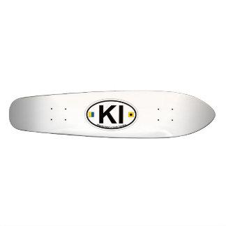 Kiawah Island. Skate Board Decks