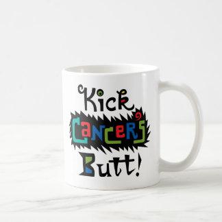 Kick Cancer's Butt Coffee Mug
