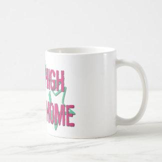 Kick High or Go Home Mugs
