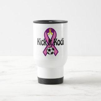 Kick it Kodi mug