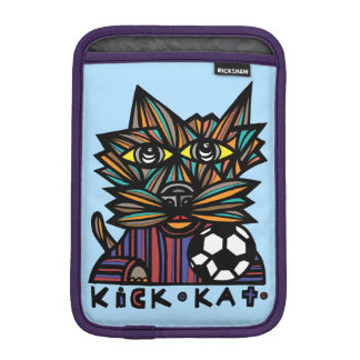 """Kick Kat"" iPad Mini Soft Case"
