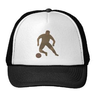 Kick That Ball Mesh Hat