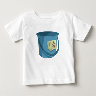 Kick The Bucket Baby T-Shirt